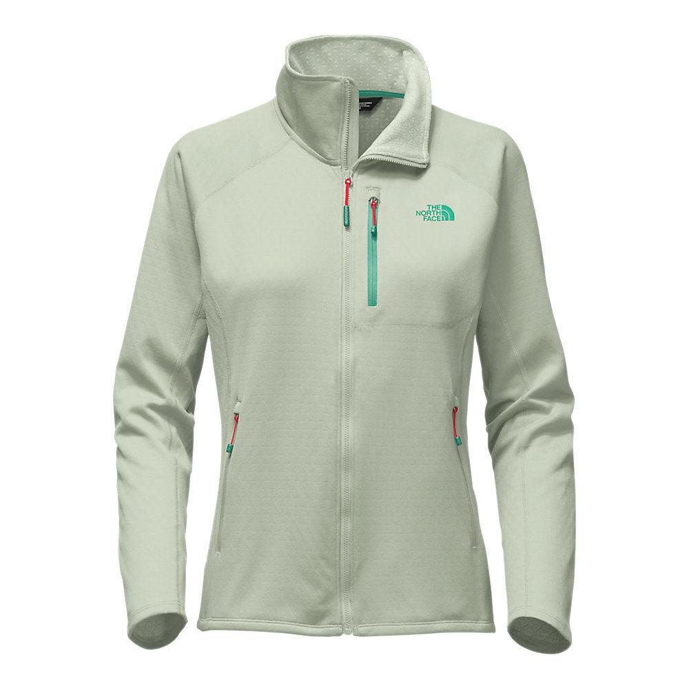 Nuevo The North  Face fuseform Progressor Polar Cremallera Completa de chaqueta de  149 Talla L para Mujer  punto de venta de la marca