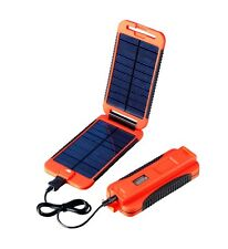 Powertraveller Powermonkey Extreme 5V and 12V Solar Portable Charger - Red