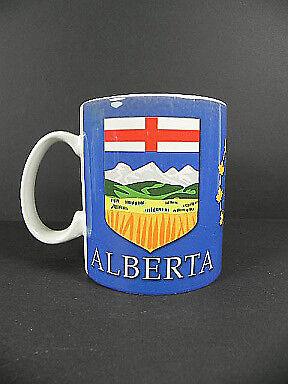 Alberta Kanada große ! ! Kaffeetasse ,Canada Souvenir Tasse,Coffee Mug