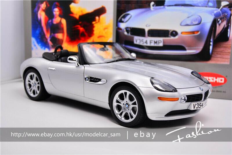 KYOSHO 1 12 BMW Z8 James Bond