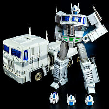 Transformers Masterpiece MP-10 Optimus Prime Ultra Magnus KBB MP-10V White