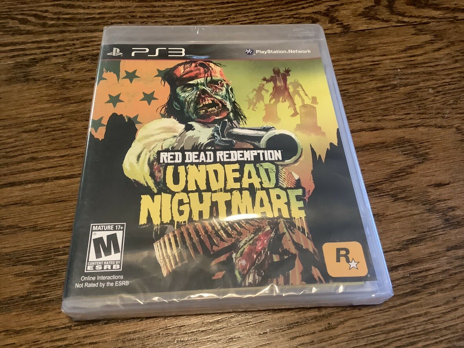 Red Dead Redemption Undead Nightmare Sony Playstation 3 2010