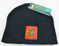 Warner Bros Harry Potter Boys Beanie Winter Knit Cap Snow Hat Stocking Skull
