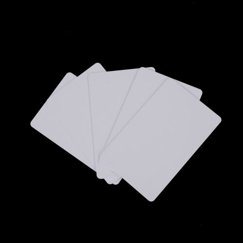 5PCS S50 ISO14443 TypeA Changeable Sector 13.56Mhz RFID Proximity Smart CardNIU