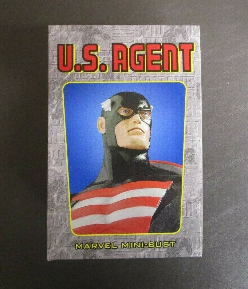 U.S. Agent Mini Bust BOWEN DESIGNS Limited Edition  5000 GV