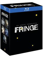 Fringe Serie Completa - Stagioni (1,2,3,4,5)  20 Blu Ray Cofanetto Italiano
