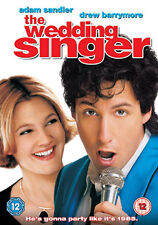 DVD:THE WEDDING SINGER - NEW Region 2 UK