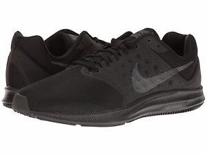NIB Men Nike Downshifter 7 Running Shoes Dart Revolution Initiator Med & 4E Blk