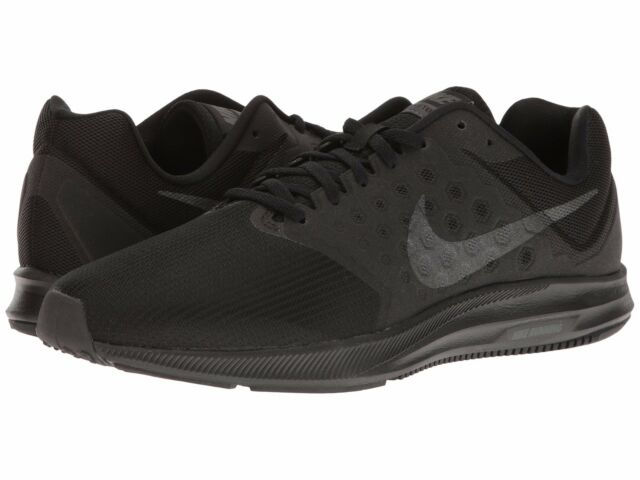 9ea337c12cb2 NIB Men Nike Downshifter 7 Running Shoes Dart Revolution Initiator Med   4E  Blk