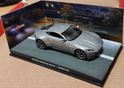 James Bond 007 Film Model Car Spectre Aston Martin Db10 Daniel Craig Ebay