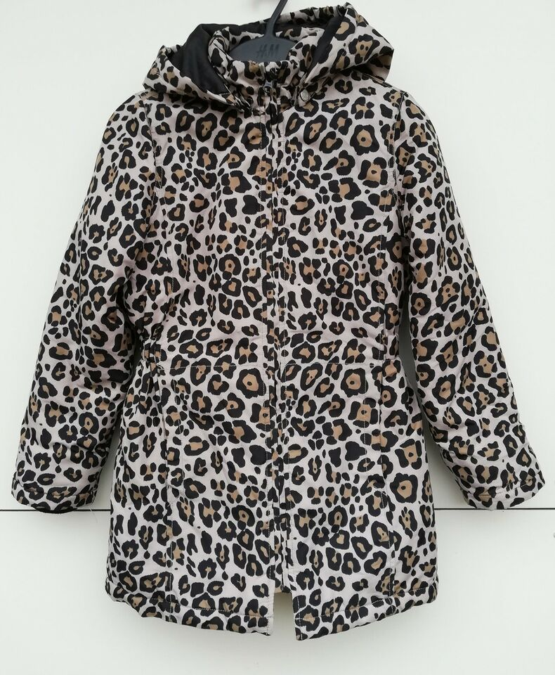 Jakke, Leopard jakke, Name It