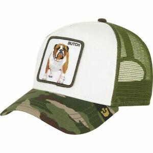 ee4acfa639c2b Goorin Bros Animal Farm Snapback Trucker Hat Cap Olive Butch 101 ...