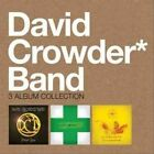 3 Album Collection: Church Music/Remedy/A Collision [Box] by David Crowder Band/David Crowder (CD, Aug-2014, 3 Discs, Six Steps Records)