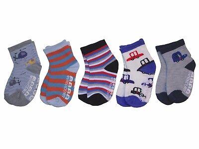 Jungensocken Kindersocken Gr. 18-23 Babysocken Jungen Baby Socken J3