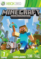 Minecraft Xbox 360 Edition - BRAND NEW  - UK STOCK - 1st Class FAST Delivery