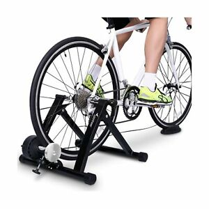 Sportneer Bike Trainer Stand Steel Bicycle Exercise Magnetic Stand with Noise...