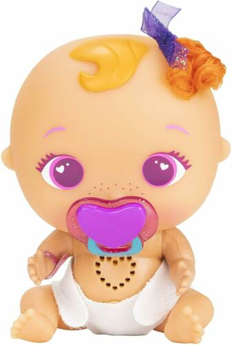"Los Bellies Bebe Interactivo The Bellies /""Mimi Miao/"" interactive doll for kids"