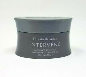Elizabeth-Arden-Intervene-Radiance-Boosting-Moisture-Cream-SPF-15-0-25-oz-NWOB