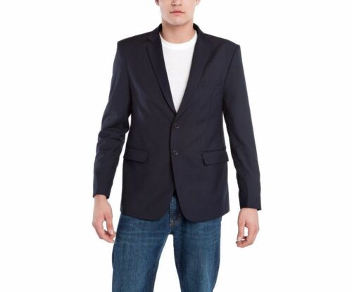 Choice of Size New BAUBAX Men/'s Navy Blazer