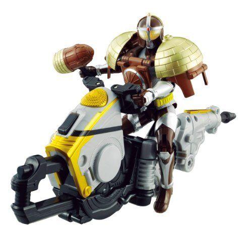 Kamen Rider Armor (Gaim) AC07 Kamen Rider Gridon & & & Dande Liner Set Japan 0676cb