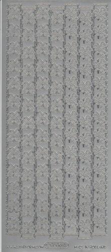 Starform Outline Stickers 8536 Bordure Cloche Noël Christmas Bell Auto-collants