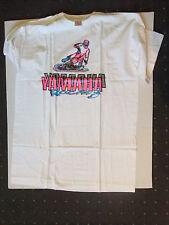 NEU T Shirt Hemd XL  Yamaha YZ  125 250 500 Enduro Cross MX Racing Vintage
