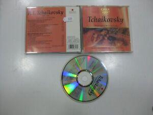 Tchaikovsky-CD-Holland-Nutracker-Swan-Lake-1990-Alberto-Lizzio
