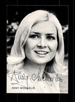 Musik Anny Michaelis Autogrammkarte Original Signiert ## Bc 78320 SchnäPpchenverkauf Zum Jahresende