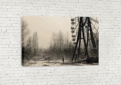 Size A2 Poster Print Photo Art Gift #2348 A2Chernobyl Pripyat Russian USSR