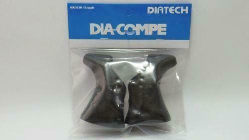 DIA COMPE Amber 202 /& 204 traditional brake lever hoods non aero style 1Pair