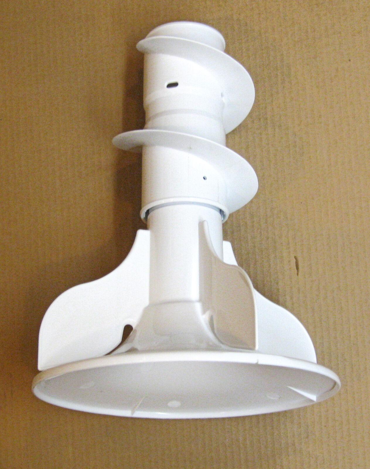 WH43X25442 GE General Electric Washer Machine Agitator AP6004866 PS11736866