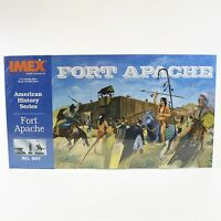 Imex 1/72 American History Series Fort Apache & Figures Diorama 607-new Seal