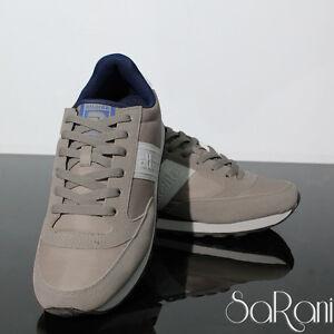 Caricamento dell immagine in corso Scarpe-Uomo-Atlanta-Sneakers-Casual- Sportive-Beige-Basse- 879e1a9d455