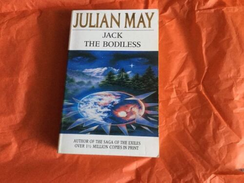 1 of 1 - Jack the Bodiless by Julian May (Paperback, 1992) Vol. 1