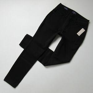 NWT-Not-Your-Daughters-Jeans-NYDJ-Alina-Legging-in-Black-Super-Sculpting-6P