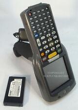 Zebra Motorola SYMBOL MC3090-G 1D Laser Barcode Scanner Wavelink Telnet CE 5.0