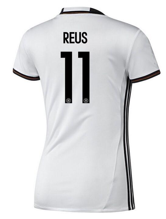 Trikot Adidas DFB 2016-2018 Home Damen - Reus  EM Deutschland