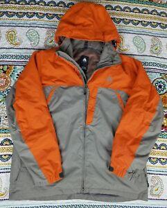 fbfd53149e Nike ACG Vintage Hoodie Windbreaker Jacket 3 Layer Sz L 90s Parka ...
