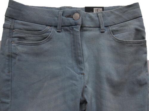 New Womens Marks /& Spencer Blue Jeggings Size 14 12 Long Medium
