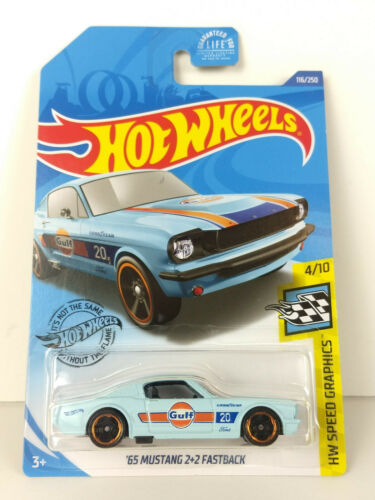 Hot Wheels Ford Performance Mustang /'71 Mach 1 /'67 Coupe or 65 Fastback or Zamac