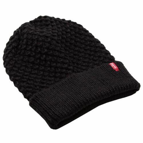Levi`s Mütze Beanie Herrenmütze Strickmütze Wintermütze Damenmütze Cap 225261