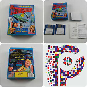 Thunderbirds-A-Grandslam-Game-for-the-Commodore-Amiga-Computer-tested-amp-working