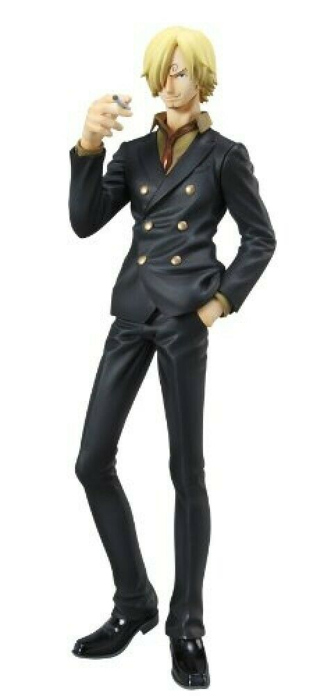 ONE PIECE Portrait Of Pirates Sailing Again Sanji Figure From Japan NEW