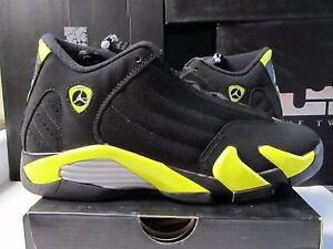 save off d7f38 a3c6c Image is loading Nike-Air-Jordan-Retro-14-XIV-BG-THUNDER-