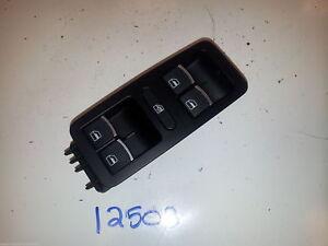 05 06 07 08 09 10 11 12 PASSAT JETTA MASTER POWER LEFT WINDOW SWITCH MIRROR