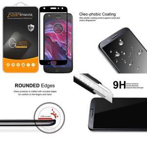 [2-Pack] Supershieldz For Motorola Moto X4 / Moto X (4Th Generation) Tempered Gl
