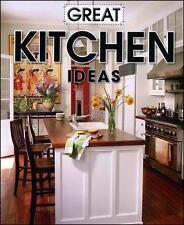 Great Kitchen Ideas (Better Homes & Gardens Decorating)