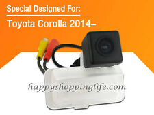 Back Up Camera for Toyota Corolla 2014 - Waterproof Car Rear View Reverse Camera