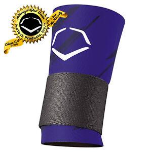 EvoShield-Speed-Stripe-Royal-Blue-Compression-Wrist-Sleeve-With-Strap