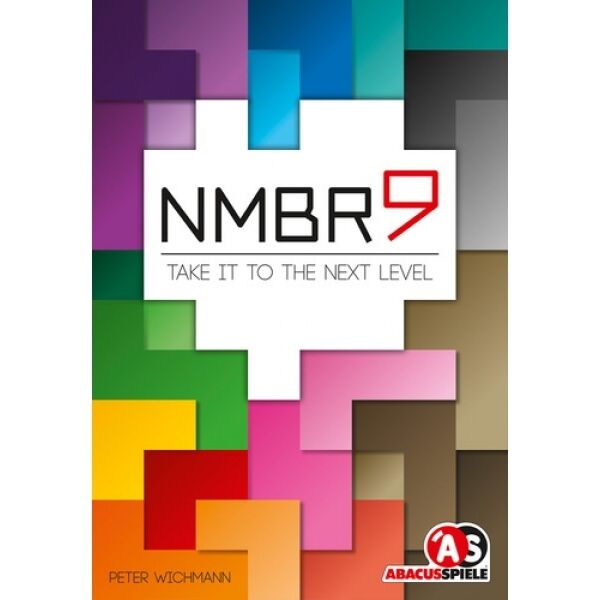 NMBR 9 Board Game - Brand New